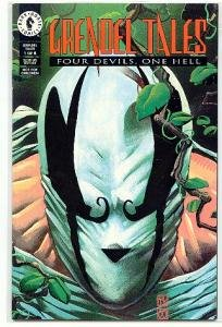 GRENDEL TALES - FOUR DEVILS ONE HELL #1 DARK HORSE COMICS NM CONDITION