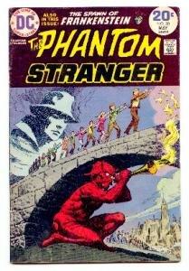 DC COMICS THE PHANTOM STRANGER #30 1974 VG/FN CONDITION