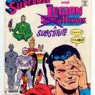 DC COMICS PRESENTS #59- SUPERMAN N LEGION SUPER HEROES FN CONDITION