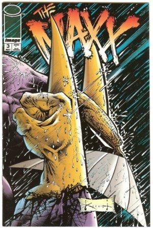 THE MAXX ! #3 IMAGE COMICS ! NM 1ST PRINTING MAY 1993