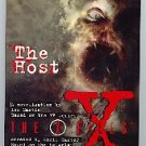 "X-FILES ""THE HOST"" YOUNG ADULT PAPERBACK BOOK #8 NM"