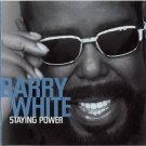 Barry White ‎– Staying Power
