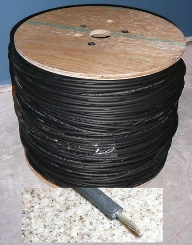 UL 4703  PV Photovoltaic Solar Power Cable Wire 12 AWG
