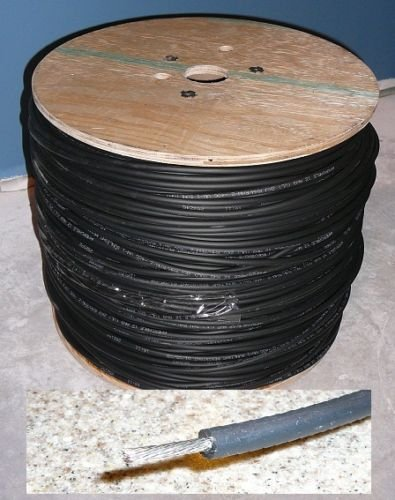 100' UL 4703  PV Photovoltaic Solar Power Cable Wire 10 AWG
