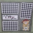 """""""A Pirate's Life For Me 2""""-Premade Scrapbook Page 12x12"""