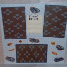 """""""Hot Wheels Crazy Driver st""""-Premade Scrapbook Page 12x12"""