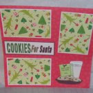 """Cookies for Santa""-Premade Scrapbook Page 12x12"