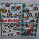 """""""Look What I Got""""-Premade Scrapbook Page 12x12"""
