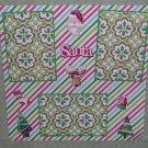 """Santa s""-Premade Scrapbook Page 12x12"