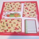 """""""10 Things I Love About Christmas a""""-Premade Scrapbook Page 12x12"""