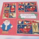 """Christmas 2015""-Premade Scrapbook Page 12x12"