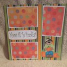 """""""Where Are All The Pumpkins? Bear""""-Premade Scrapbook Page 12x12"""
