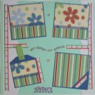 """My Sister My Friend""-Premade Scrapbook Page 12x12"
