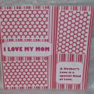 """""""I Love My Mom Saying a""""-Premade Scrapbook Page 12x12"""