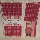 """Class of 2013 boy""-Premade Scrapbook Page 12x12"