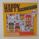 """Happy Halloween Costumes""-Premade Scrapbook Page -8x8 Layout"