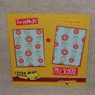 """Preschool Bus""-Premade Scrapbook Page -8x8 Layout"