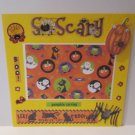 """So Scary Boo""-Premade Scrapbook Page -8x8 Layout"