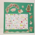 """Christmas Joys""-Premade Scrapbook Page -8x8 Layout"