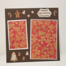 """Sweet Christmas Dreams""-Premade Scrapbook Page -8x8 Layout"