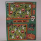 """Happy Hallowen Spiders""-Premade Scrapbook Page -8 1/2 x 11""  Layout"