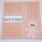 """Such A Ham""-Premade Scrapbook Page 12x12"