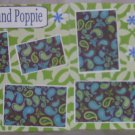 """""""Nana and Poppie dbl""""-Premade Scrapbook Pages 12x12-Double Page Layout"""