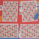 """Beach Babies dbl""-Premade Scrapbook Pages 12x12-Double Page Layout"