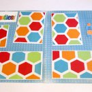 """""""Baby Bathing Beauties Kids dbl""""-Premade Scrapbook Pages 12x12-Double Page Layout"""