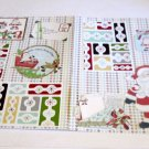 """""""Dear Santa dbl""""-Premade Scrapbook Pages 12x12-Double Page Layout"""
