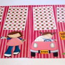 """""""Look Who's Driving Girl dbl""""-Premade Scrapbook Pages 12x12-Double Page Layout"""