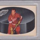 Gordie Howe 1962 Parkhurst #31 Hockey Card PSA 8 NM-MT