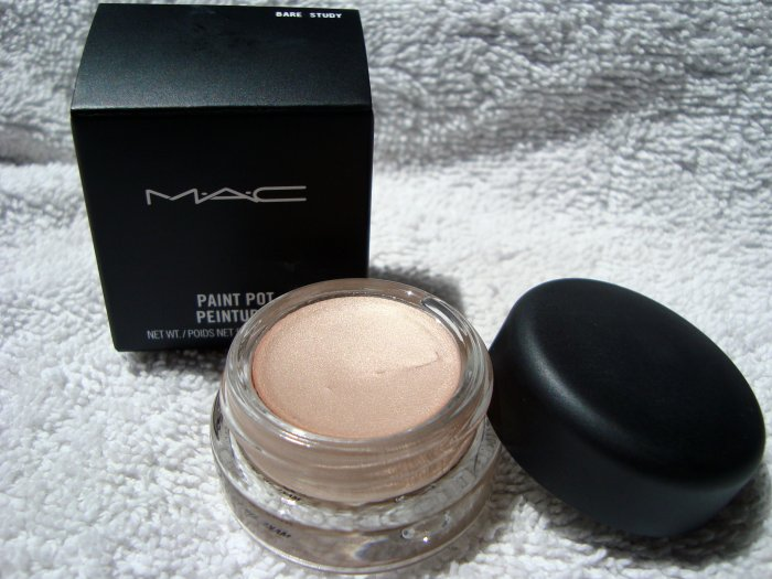 "MAC Paint Pot ""Bare Study"" (Frost) Eyeshadow Base"