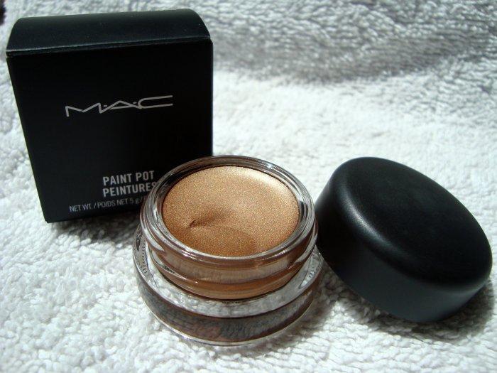"""MAC Paint Pot """"Indianwood"""" (Frost) Eyeshadow base"""