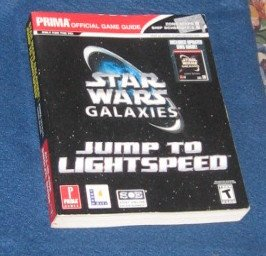Strategy Guide for Star Wars Galaxies PC