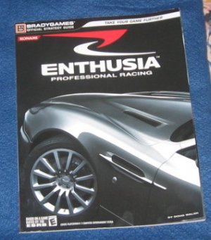 Enthusia Strategy Guide for Playstation 2