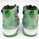 Jordan 13 Fusion-Green/Black-121838