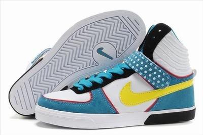 Nike Winter-White/Blue-118243