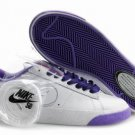 Blazer Low-White/Purple-118015