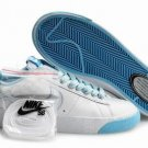Blazer Low-White/Baby Blue-118017