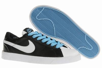 Blazer Low-Baby Blue/Black/White-118008