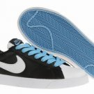 Blazer Low-Baby Blue/Black/White-118008