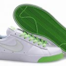 Blazer Low-White On Lime-118005