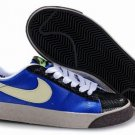 Blazer Low-Blue/Black/Khaki-118006