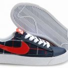 Blazer Low-Red Plaid-117997