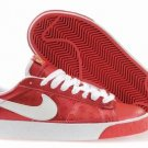 Blazer Low -Red on White-118004