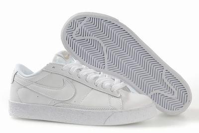 Blazer Low-Fresh White-118001
