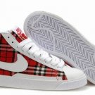 Blazer High-Lumber Jack Plaid(red)-117992