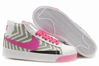 Blazer High-Pink Stipes-117969