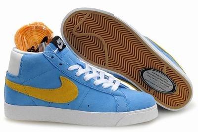 Blazer High-Gold/Blue-117976